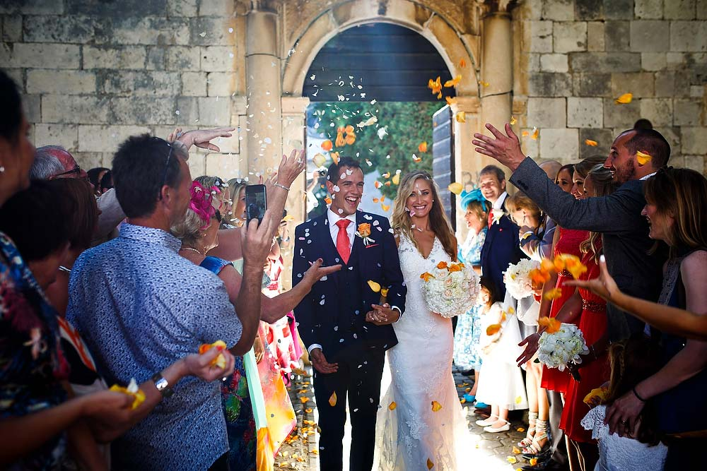 Saint Marak wedding