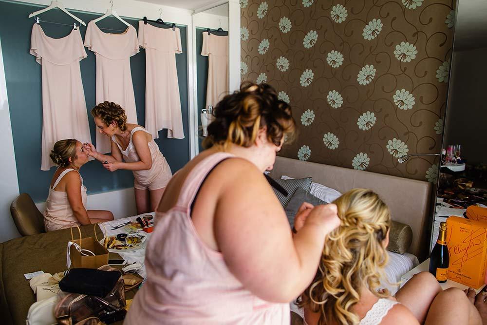 Bonj Les Bains wedding Hvar 19