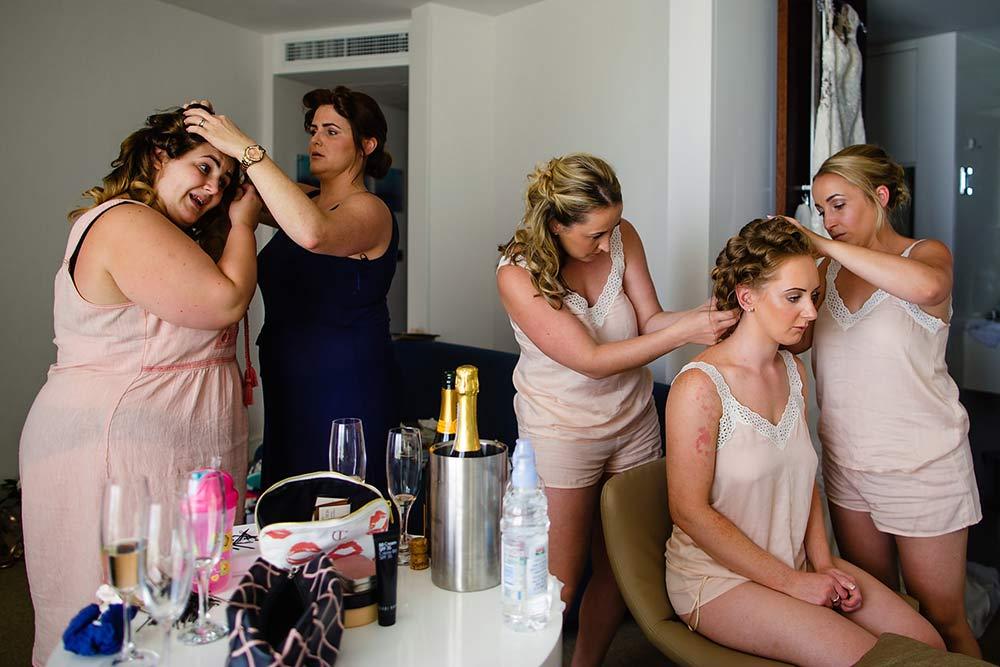 Bonj Les Bains wedding Hvar 21