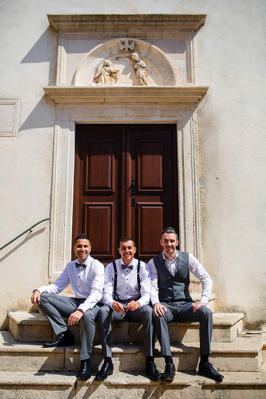 Bonj Les Bains wedding Hvar 23