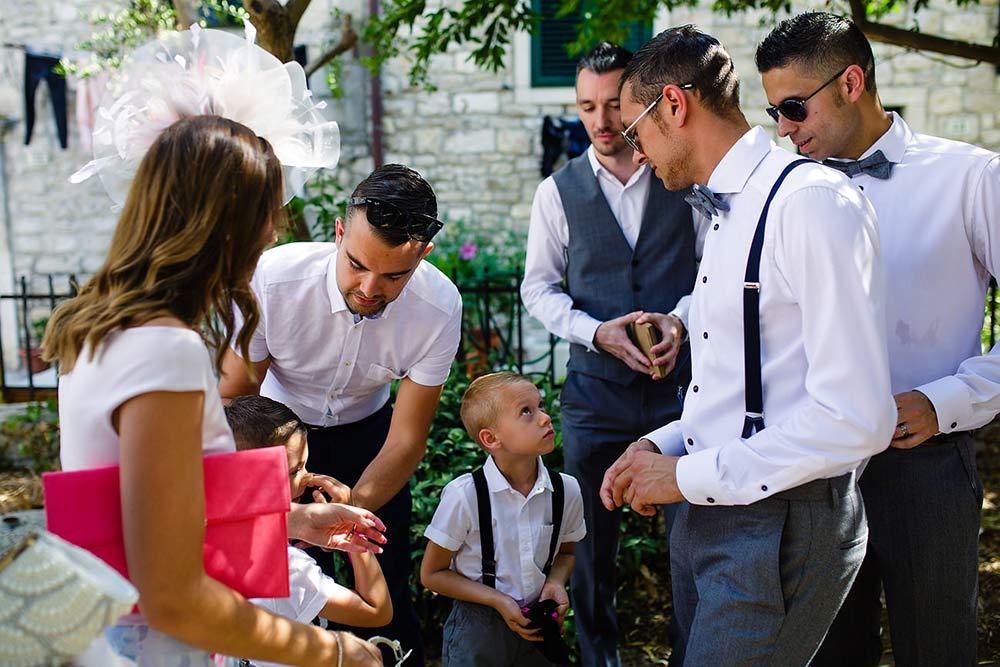 Bonj Les Bains wedding Hvar 28