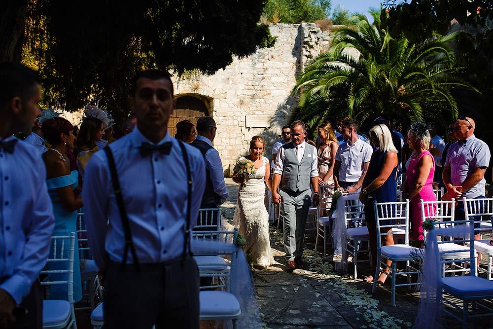 Bonj Les Bains wedding Hvar 38