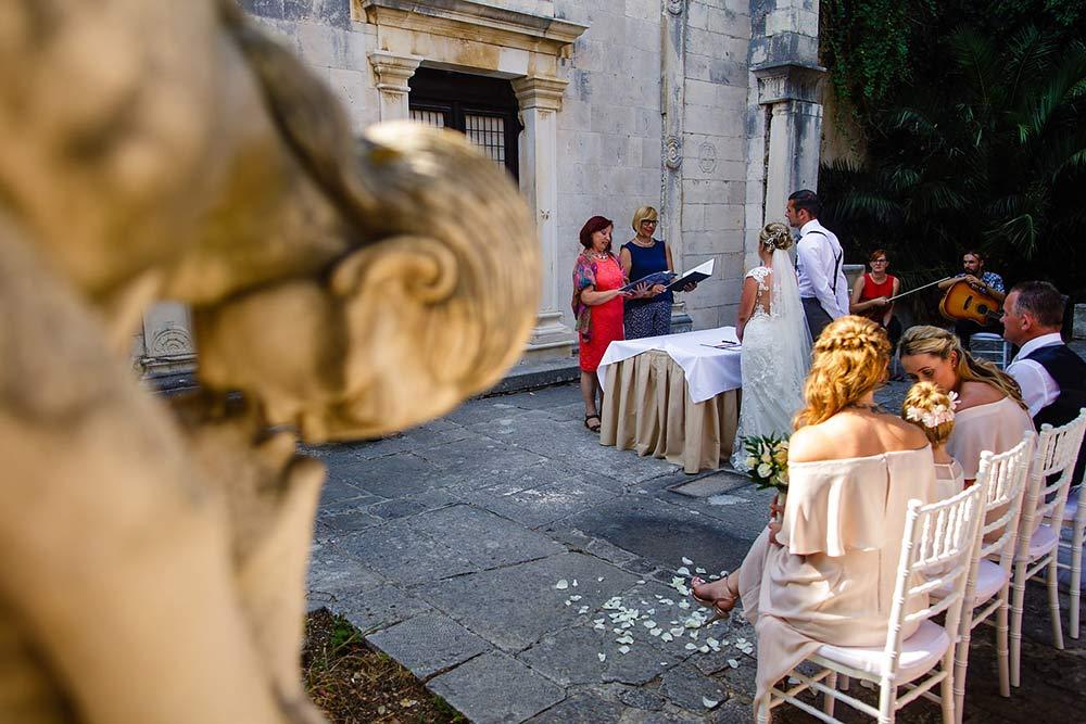 Bonj Les Bains wedding Hvar 41