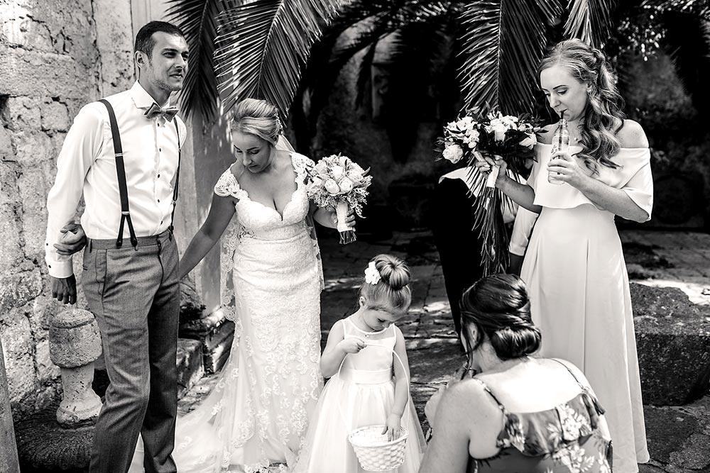 Bonj Les Bains wedding Hvar 51