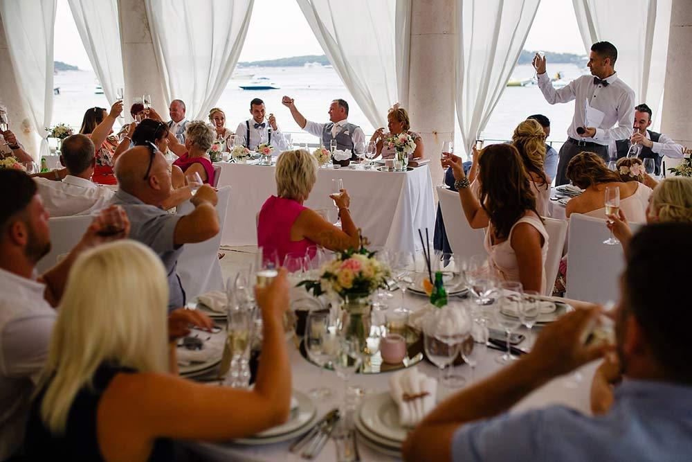 Bonj Les Bains wedding Hvar 67