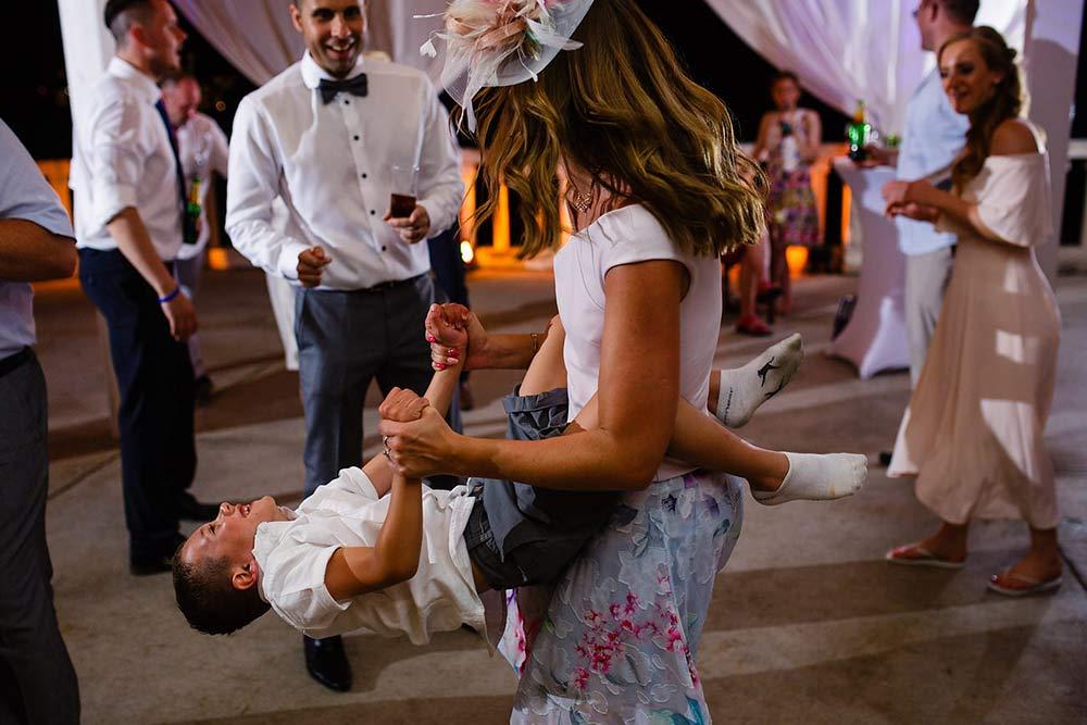 Bonj Les Bains wedding Hvar 71