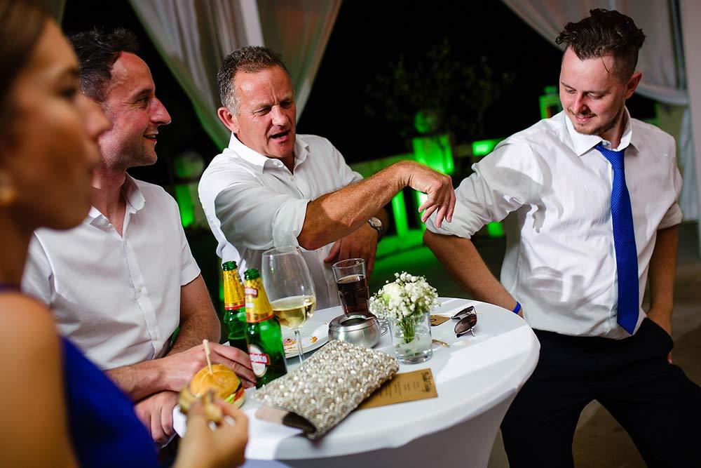 Bonj Les Bains wedding Hvar 88